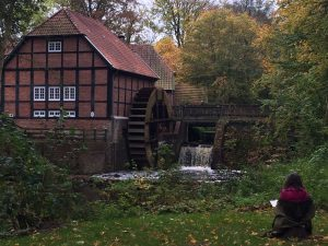 Hude Wassermühle